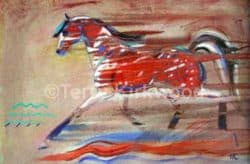 Equestrian Oil